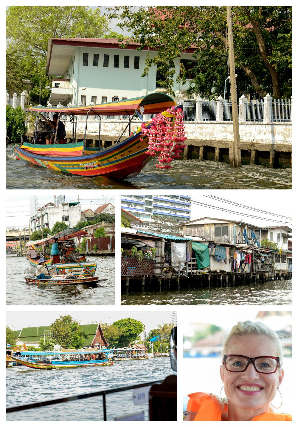 Three nights in Bangkok! Dag 1