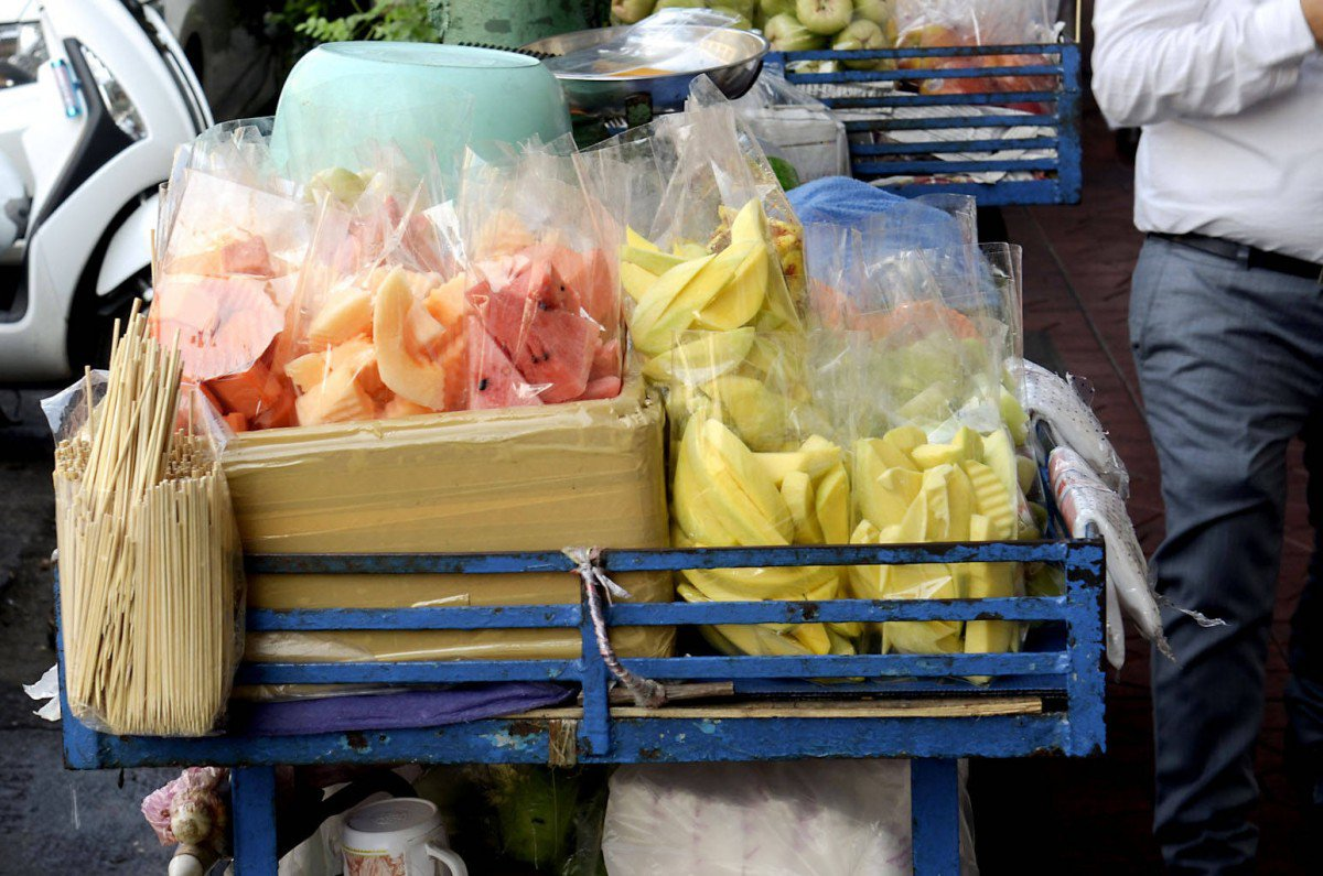Three nights in Bangkok - Street food