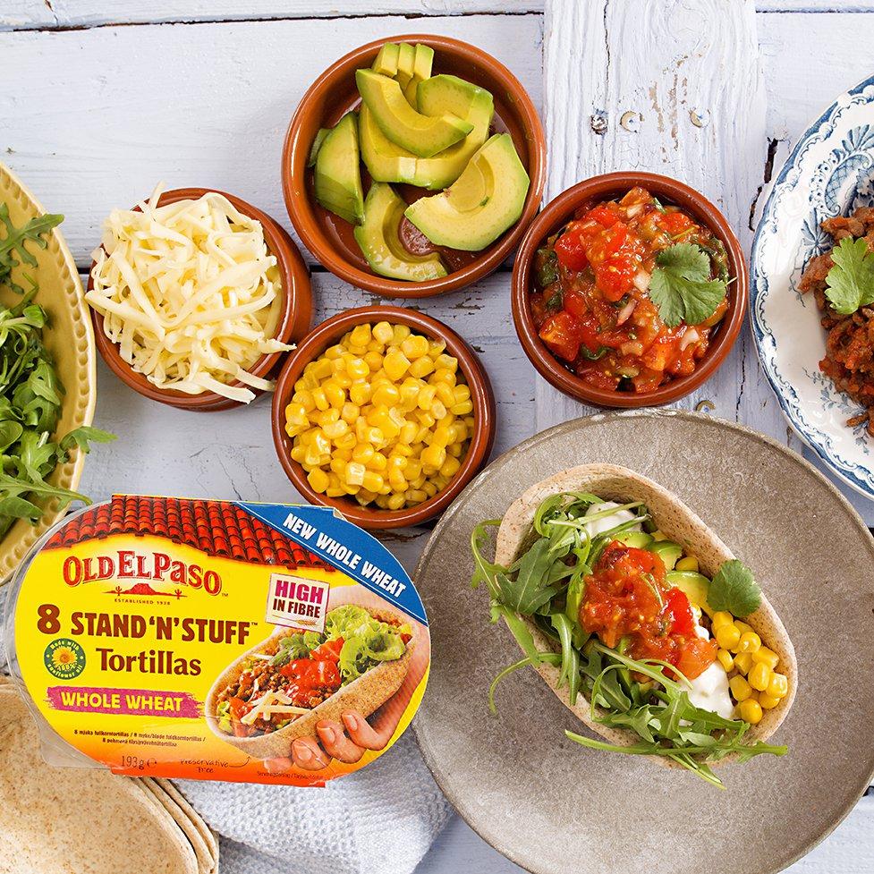 Taco til hverdag og helg