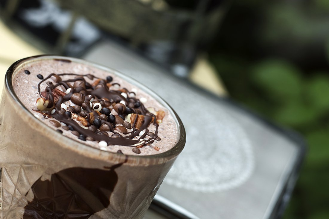 sjokolademilkshake