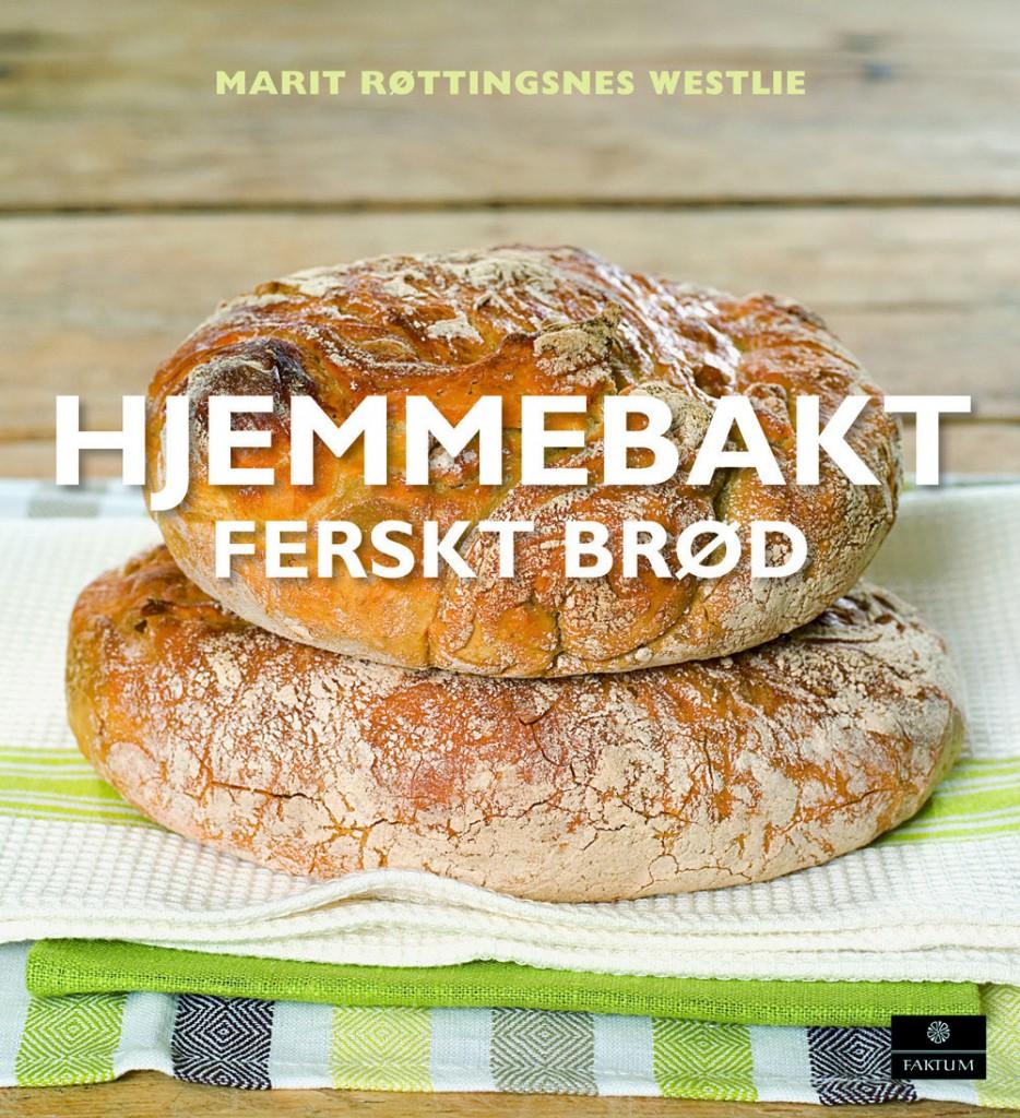 Hjemmebakt ferskt brød